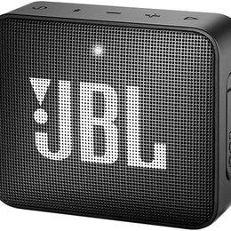 Акустические системы - Портативная колонка JBL GO 2 Black, 0