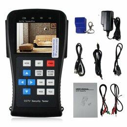 Измерительные инструменты и приборы - CCTV тестер Stest-891, 0