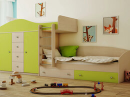Кроватки - Кровать детская двухъярусная Фаворит 2, 0