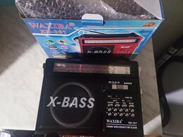 Радиоприемники - радиоприемник waxiba xb-361, 0
