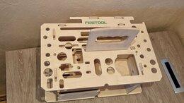 Ящики для инструментов - Вкладыш органайзер деревянный Festool ArMa-15, 0