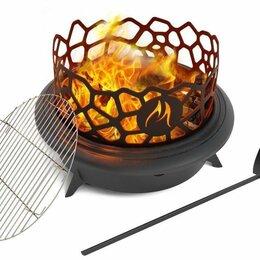 Печи для казанов - Печь Очаг-жаровня Неандерталь, 0