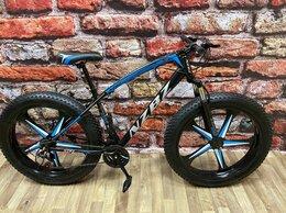 Велосипеды - Велосипед фэт байк, 0