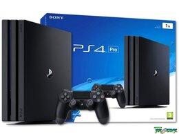 Игровые приставки - PS4 PRO , 0