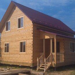 Готовые строения - Строительство домов из профилированного бруса, 0