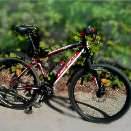 Велосипеды - Meratti Forza Quatro, 0