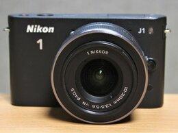 Фотоаппараты - Nikon 1 J1 беззеркальная камера, 0