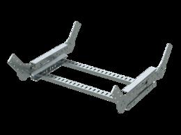Кабеленесущие системы - DKC Угол вертик. лестничный 200х600, 0