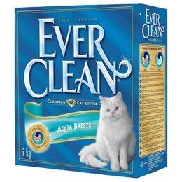 Наполнители для туалетов - Ever Clean Aqua Breeze 10 кг, 0