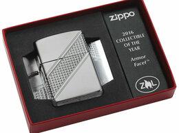 Пепельницы и зажигалки - Zippo armor, коллекционная, редкая, 0