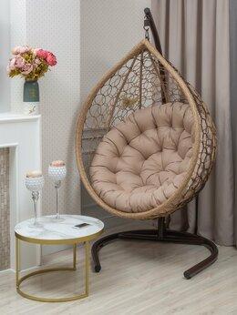 Подвесные кресла - Подвесное кресло BUENO PRIME-XL (большое) светло…, 0