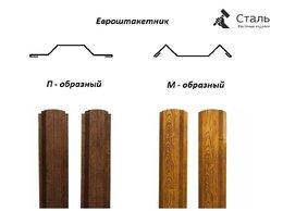 Фасадные панели - Евроштакетник, 0