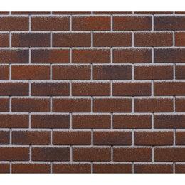 Фасадные панели - HAUBERK фасадная плитка, Баварский кирпич, 0