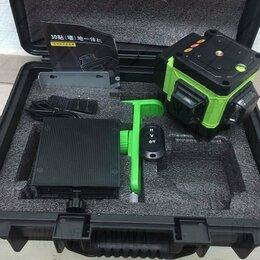 Измерительные инструменты и приборы - Лазерный уровень 12 линий, 0
