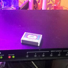Микшерные пульты - Antex Electronics DMX-88 USB mixer 8 каналов ADC, 0