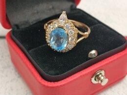 Кольца и перстни - Золотое кольцо 585 пробы, массой 4,1 грамма. (Р17), 0