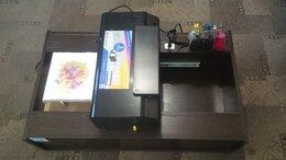 Принтеры и МФУ - Планшетный (текстильный, сувенирный) принтер…, 0