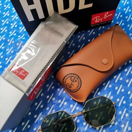 Очки и аксессуары - Солнцезащитные очки Ray Ban оригинал, 0