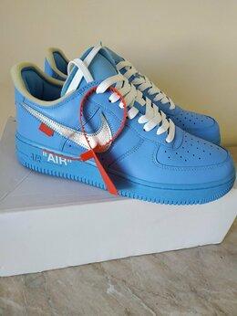 Кроссовки и кеды - Кроссовки Nike Air Force 1 Low x Off-White, 0