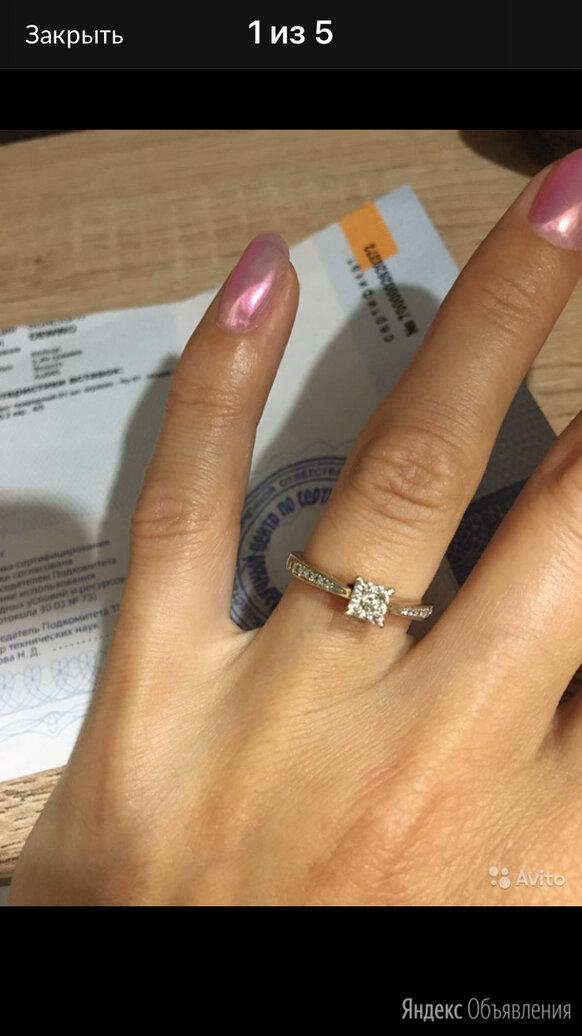 Кольцо золотое  по цене 23500₽ - Кольца и перстни, фото 0
