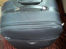 Чемоданы - Вместительный чемодан «Polar» с шифрозамком…, 0