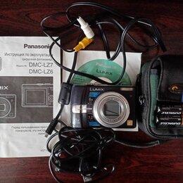 Фотоаппараты - Цифровой фотоаппарат Panasonic Lumix DMC-LZ7, 0