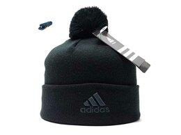 Головные уборы - Шапка мужская adidas (черный), 0