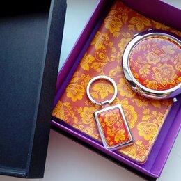 Подарочные наборы - Натур. кожа. Подарочный набор  вв1 Design Studio, 0
