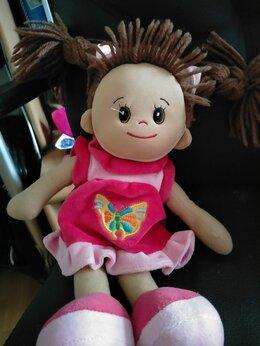 Куклы и пупсы - Кукла текстильная, 0