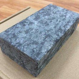 Тротуарная плитка, бордюр - Брусчатка из пироксинита 200*100*50, 0