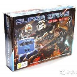 Ретро-консоли и электронные игры - Sega Super Drive Star Wars (8-in-1), 0