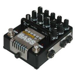 Процессоры и педали эффектов - AMT Electronics BC-1 «Bass Crunch» Транзисторный…, 0