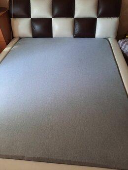Кровати - Кровать кожаная , 0
