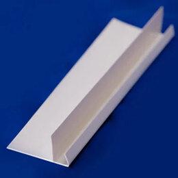Наличники и доборы - F-профиль (для пластиковых окон, пвх, отделка), 0