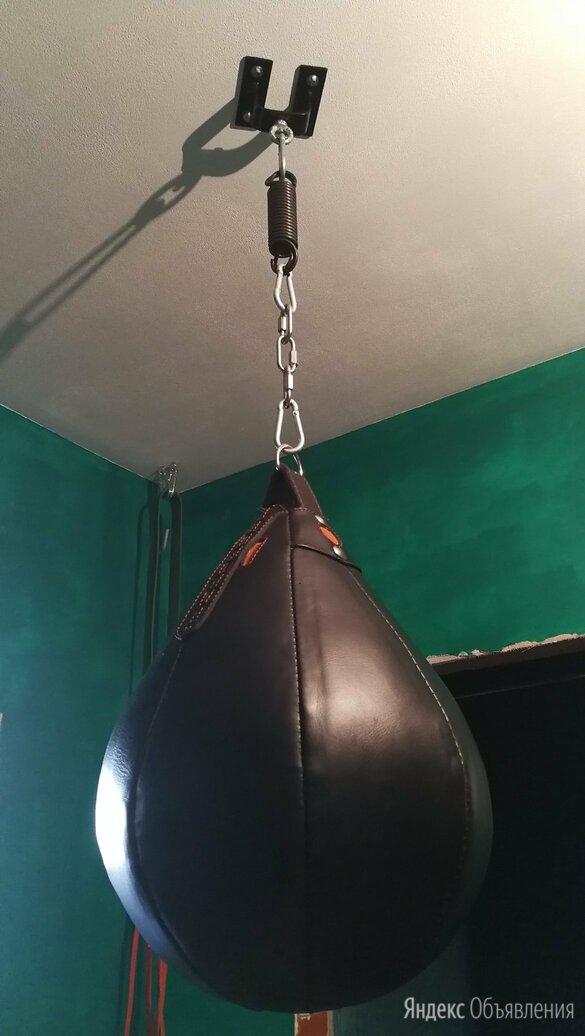 Боксерская груша 20 кг по цене 3000₽ - Тренировочные снаряды, фото 0