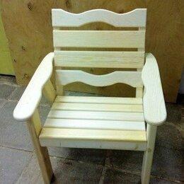 Кресла и стулья - кресла из массива сосны, ели., 0