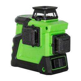 Измерительные инструменты и приборы - Лазерный уровень RGK PR-3G, 0