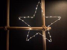 Новогодний декор и аксессуары - Светодиодная гирлянда / украшение Строла Икеа, 0