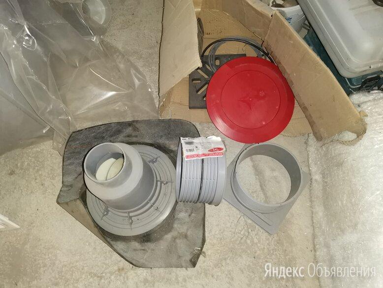 Трап HL616.1H с вертикальным выпуском по цене 18500₽ - Комплектующие водоснабжения, фото 0