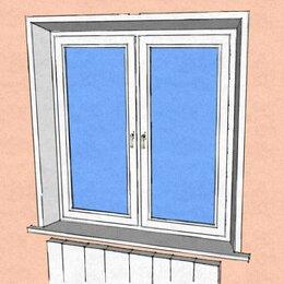 Окна - Пластиковые окна 1350 Х 1350, 0