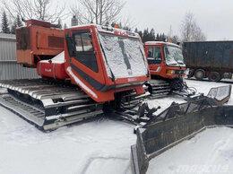 Спецтехника и навесное оборудование - Снегоуборщик PRINOTH T4, 0