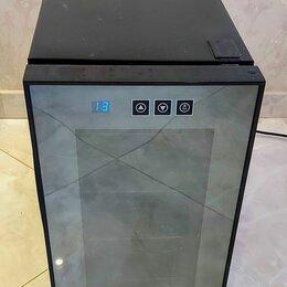 Холодильники - Холодильник для вина BRAUN BRW-08VB1, 0