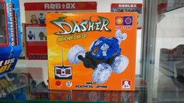 Радиоуправляемые игрушки - Танцующая машина перевёртыш, 0