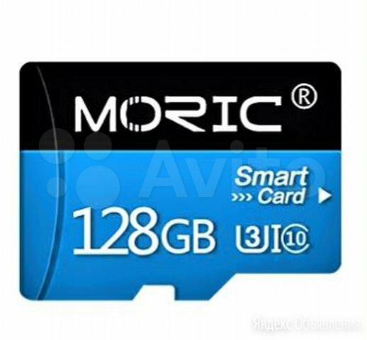 Карта памяти Micro SD 10 класс 128GB по цене 1350₽ - Карты памяти, фото 0
