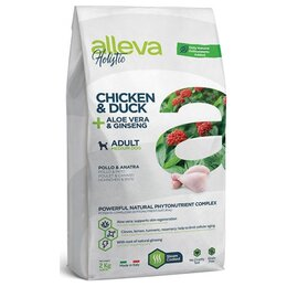Корма  - Сухой корм Alleva Holistic Dog Chicken Duck +…, 0