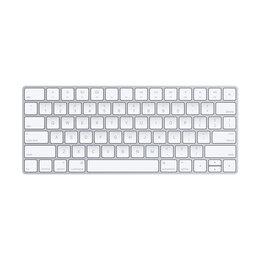 Клавиатуры - Клавиатура Apple Magic Keyboard White BT (US), 0