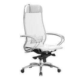 Компьютерные кресла - Компьютерное кресло Samurai S-1.04 (Белый Лебедь), 0