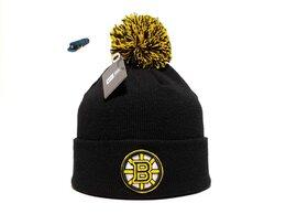 Головные уборы - Шапка мужская Boston Bruin NHL New Era , 0