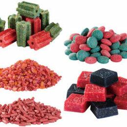 Прочие хозяйственные товары - Средство-отрава в брикетах от грызунов (крыс и мышей) 500 грамм, 0