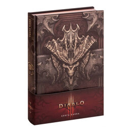 Другое - Артбук DIABLO Книга Каина, 0